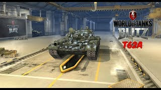 T62A - World of Tanks Blitz
