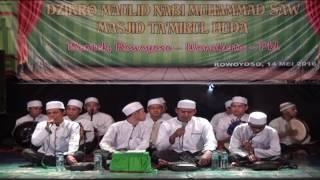 """""""Bi maulidil Hadi"""" Buntek Bersholawat bersama BBM (Babul Musthofa) HD"""