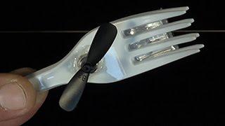 Что можно сделать из двигателей от Квадракоптера (application engines with the propeller.)