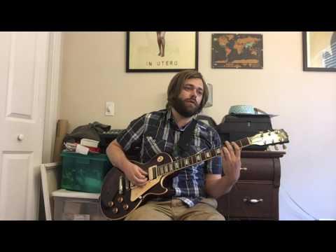 Nirvana  Pen Cap Chew Guitar Lesson