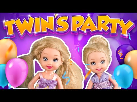Barbie - The Twin's Surprise Party | Ep.171