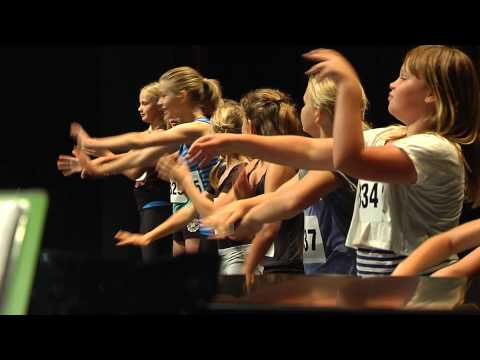 Annie NZ Auditions   The Search for Annie & the Orphans   February 2014