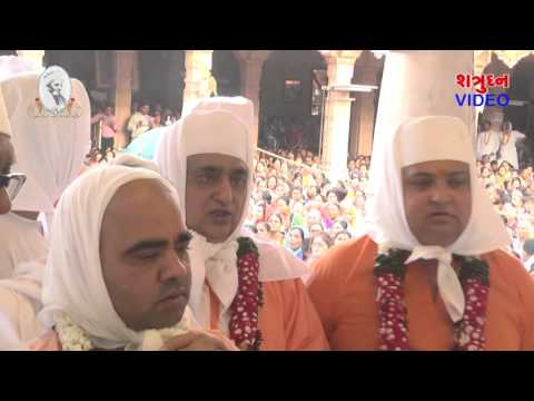 Santram Mandir Sakar Varsha-2016