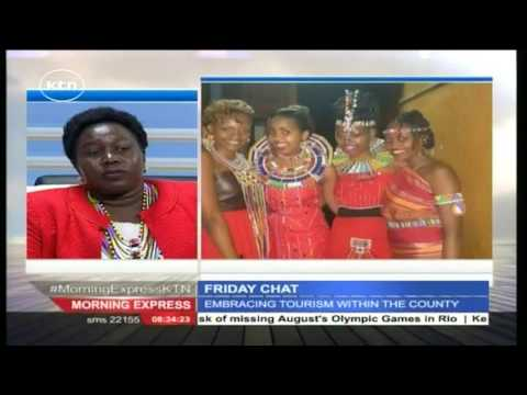 Friday Chat 13th May 2016 Miss Tourism Narok County Pageant