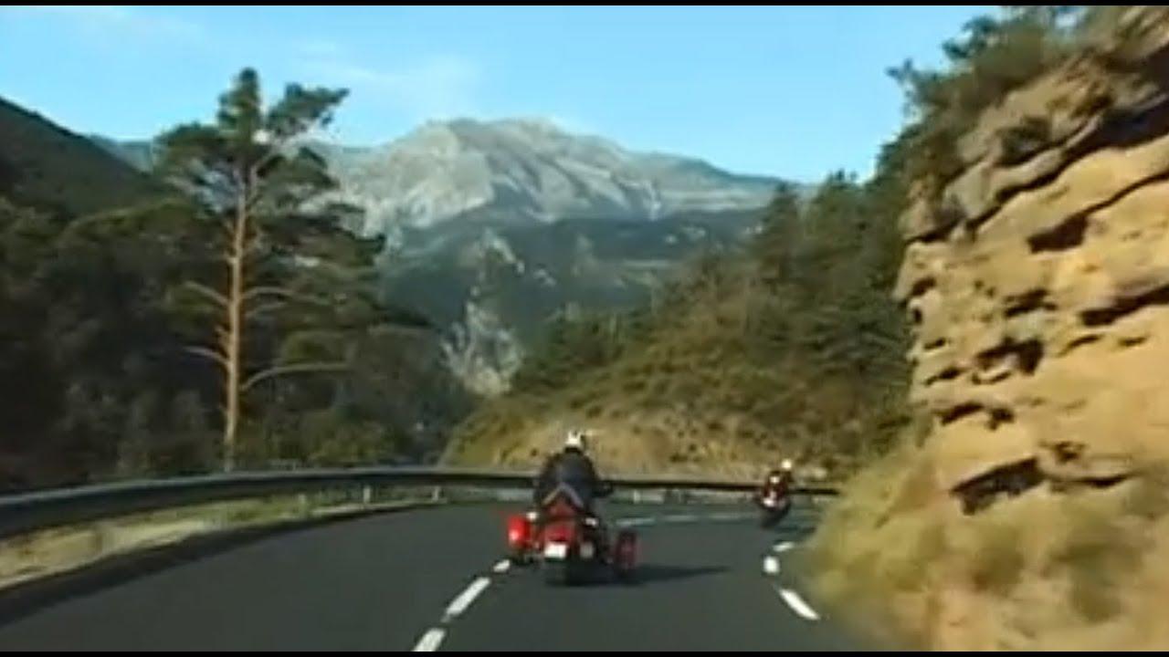 les plus belles routes motos de france youtube. Black Bedroom Furniture Sets. Home Design Ideas