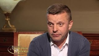 Парфенов: Почему я Вакарчука с Высоцким сравнил? Потому что мне так кажется