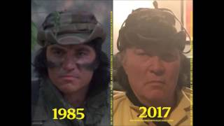 RARE Footage of Predator Actor Sonny Landham in 2017!
