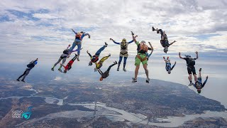 Shredfest 2019: High Level Freefly Skydiving