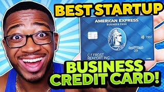 AMEX BLUE BUSINESS CASH CARD REVIEW | BEST STARTUP BUSINESS CREDIT CARD!