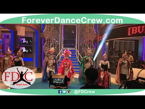 TRADITIONAL DANCE MODERN DANCE INDONESIA