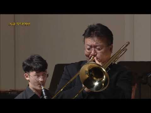 Bert Appermont: Colors for Trombone Solo and Band
