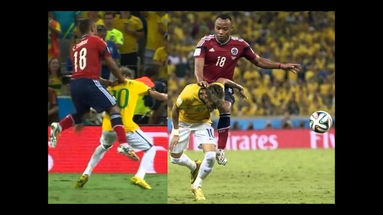 Acts of Juan Zuniga of Colombia accused of malicious in the