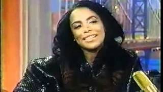 Aaliyah - Try Again Rosie O'donnell Interview