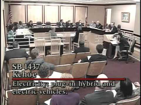 Senate Informational Hearing on The California Energy Commission - ARRA Grants 4/6/2010
