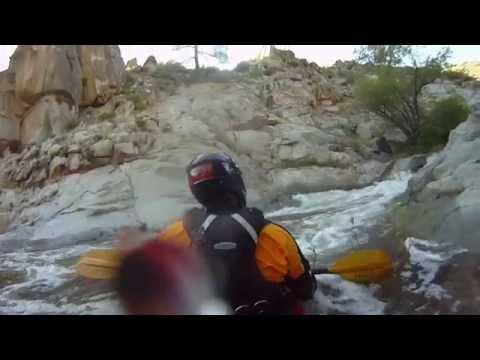 Kern River - Brush Creek - Kayaking - Spring 2011