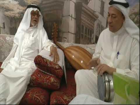 الباحث الموسيقي عصام يضبط إيقاع موشح(ملات كاسات)مع حادي الموشحات الكبير يوسف.