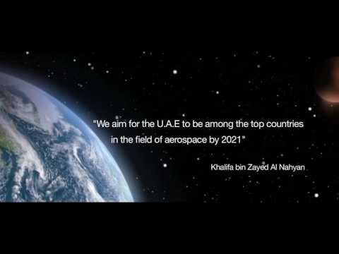 UAE announces build first city on Mars by 2117
