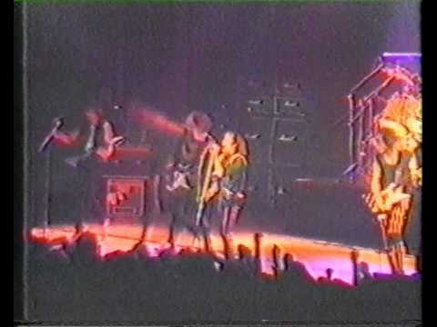 Scorpions: We´ll burn the sky, live in Lund, SWE 1983