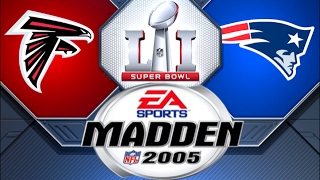 FOOTBALL IS HARD! | Madden NFL 2005 Super Bowl Game