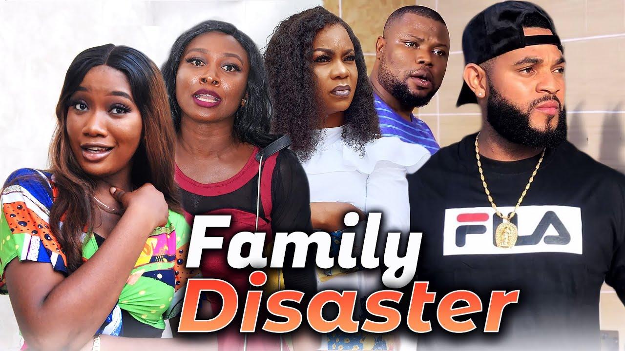 Download FAMILY DISASTER (Full Movie) Chinenye Nnebe/Sonia Uche & Flashboy Latest Nigerian Nollywood Movie