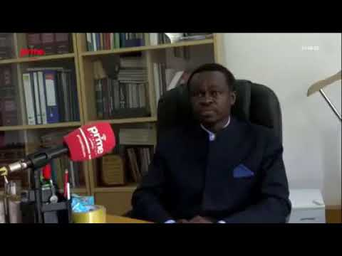 Prof. PLO Lumumba Speaks About His Deportation From Zambia