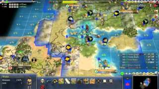 Civ 4 Deity 16 ( Sury ), part 1 of 7