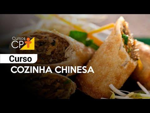 Clique e veja o vídeo Curso Cozinha Chinesa