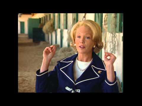 "Secretariat: Diane Lane ""Penny Chenery"" Exclusive Interview Part 1 of 2"