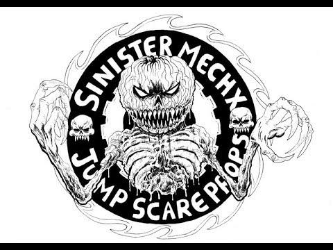 The Crate Custom Built Animatronic Halloween Jump Scare