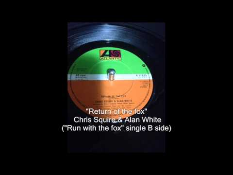 "Chris Squire & Alan White - Rare! ""Return with the fox"""