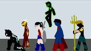 PIVOT JUSTICE LEAGUE THE MOVIE
