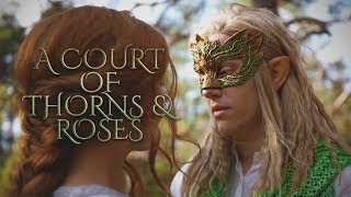 A COURT OF THORNS & ROSES | Teaser Trailer 2 | Project Starfall: FANFILM