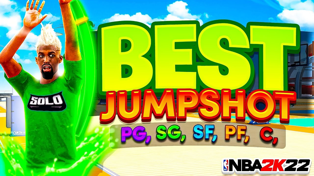 BEST JUMPSHOTS FOR EVERY BUILD (CURRENT/NEXT GEN) NBA 2K22! 100% GREEN WINDOW + BEST BADGES NBA2K22!