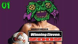 WINNING ELEVEN 2002: O BUFFON JÁ ERA VELHO - 01 - CONTROLE SUJO