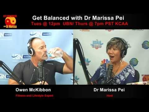 Men's Health Fitness Cover Model Owen McKibbin Exercises Dr. Marissa