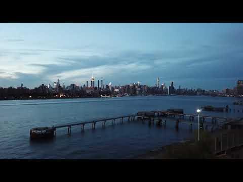 New York City. Brooklyn to Manhattan