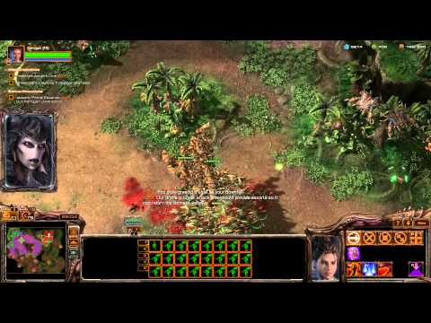 Starcraft 2: Heart of the Swarm - Waking the Ancient