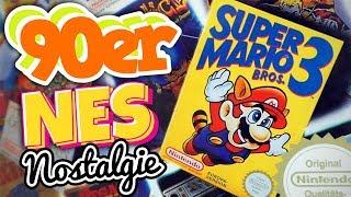 90er-Nostalgie mit Nintendo Entertainment System™ Spieleberater!