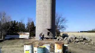 Silo Demolition