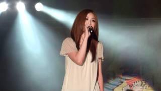 卓文萱 - 愛我好嗎 2011-06-02 海洋大學
