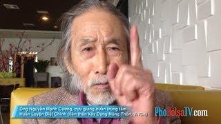 Góc nhìn lạ của ông Nguyễn Mạnh Cường về vụ tiến sĩ Cù Huy Hà Vũ tuyệt thực
