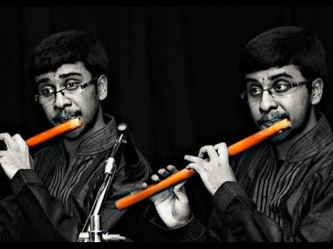 Musiri Chamber - Jan2017 concert - Carnatic Flute Duo Heramba and Hemantha