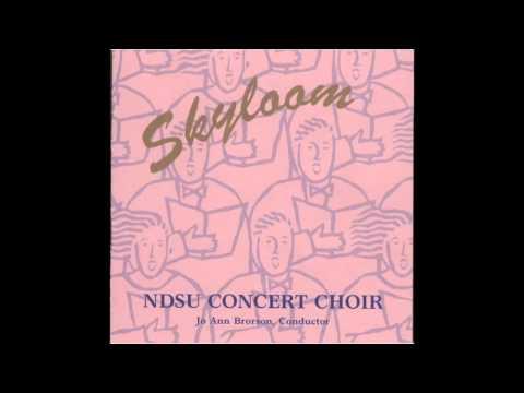 "French Choruses from ""The Lark"" | Leonard Bernstein [NDSU Concert Choir]"
