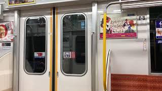 東武野田線平日607Aのネタ①  南桜井駅構内2本連続交換