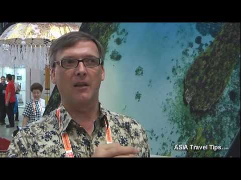 Lombok (Indonesia) Tourism and Hotels - HD Video Interview