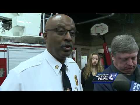 Pittsburgh Firefighter Recounts Actions During New Year's Fire In Wilkinsburg