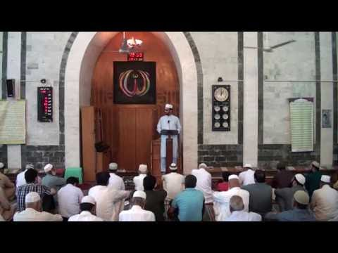 Pakeezgi, Khutba, by Engineer Wahaj us Siraj (Juma 16-09-16) HD