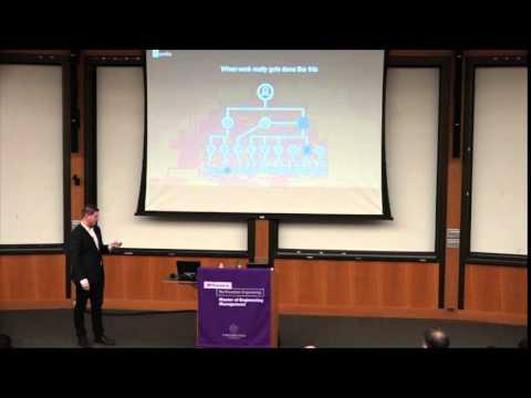 Master of Engineering Management (MEM) Industry Night 2015: Zack Johnson