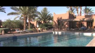 Riad de Luxe dans le désert du Sahara occidental - un film réalisé par Dave NIZET