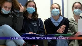 Yvelines | Une comédie musicale se prépare au collège Saint-Augustin !